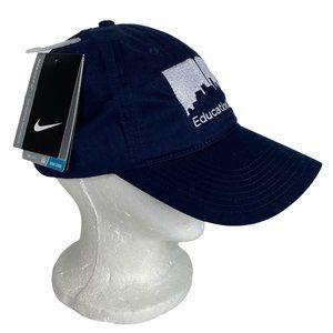 Nike Golf Dri Fit Blue Hat OS NEW